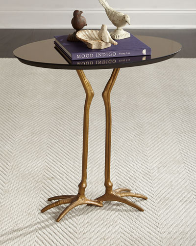 Aves Accent Table