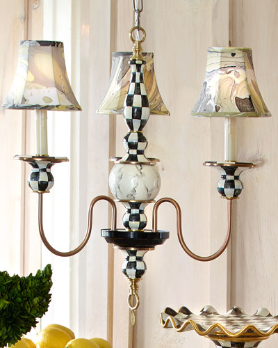Small Courtly Palazzo Chandelier