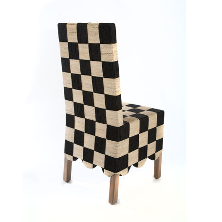 Check Grange Side Chair