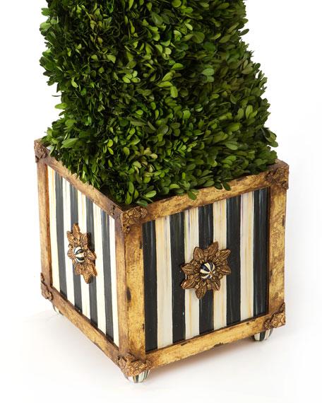 Swirl Topiary