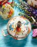 Flower Market 5-Quart Lidded Casserole