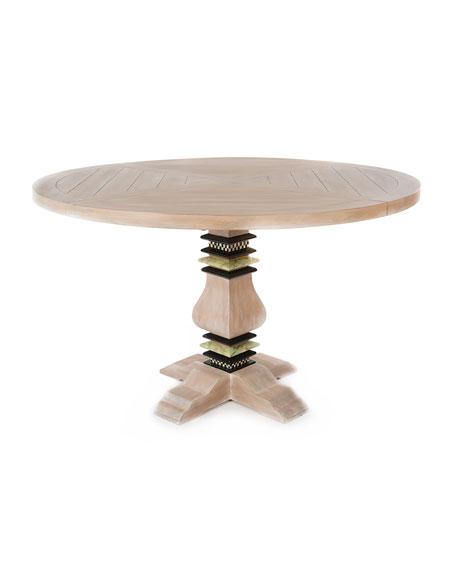 Grange Pedestal Table