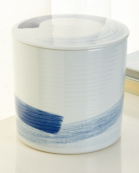 Brushstroke Jar