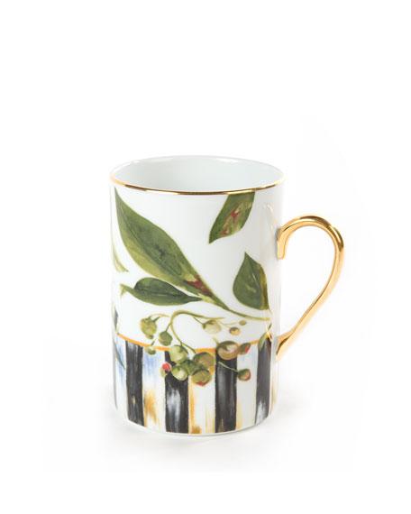 Thistle & Bee Mug