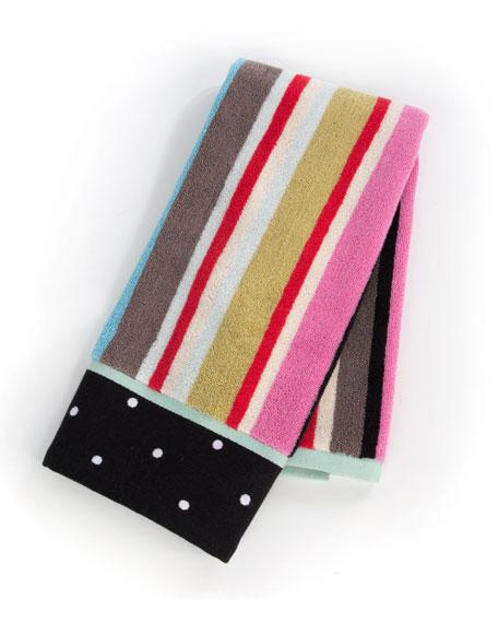 Chelsea Stripe Hand Towel