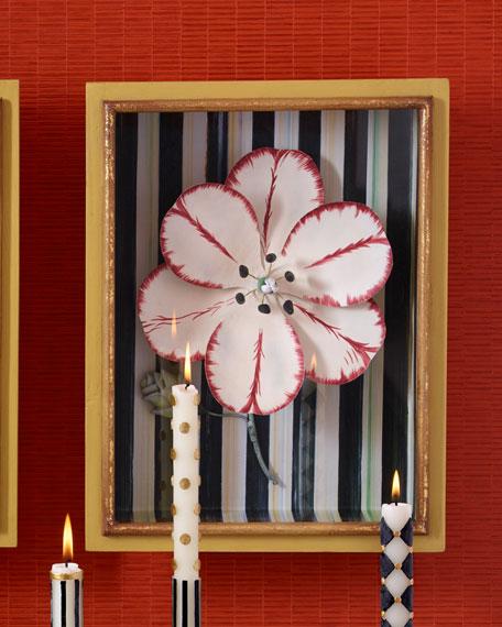 Red Tulip Shadow Box