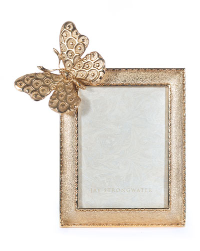 Juno Butterfly Picture Frame  3 x 4