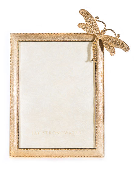 Tori Dragonfly Picture Frame, 5