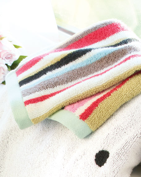 MacKenzie-Childs Chelsea Stripe Face Cloth