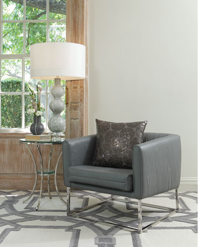 Viana Leather Chair