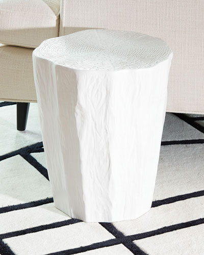 Javi Trunk Stool/Side Table