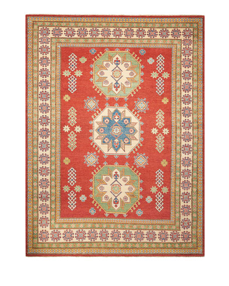 """Achilles Hand-Knotted Rug, 7'10"""" x 10'7"""""""
