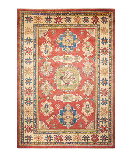"Ulmer Hand-Knotted Rug, 8'2"" x 11'5"""