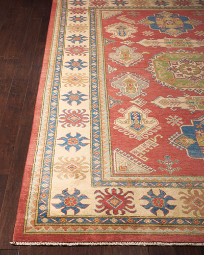 Ulmer Hand-Knotted Rug  8'2 x 11'5