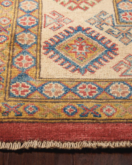 """Axel Hand-Knotted Rug, 9'3"""" x 12'7"""""""