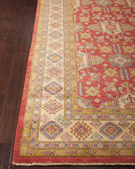 Axel Hand-Knotted Rug, 9'3