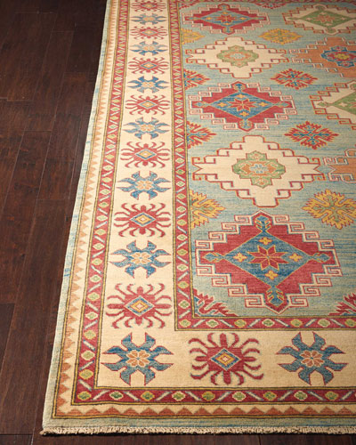 Dwayne Hand-Knotted Rug  8'11 x 12'3