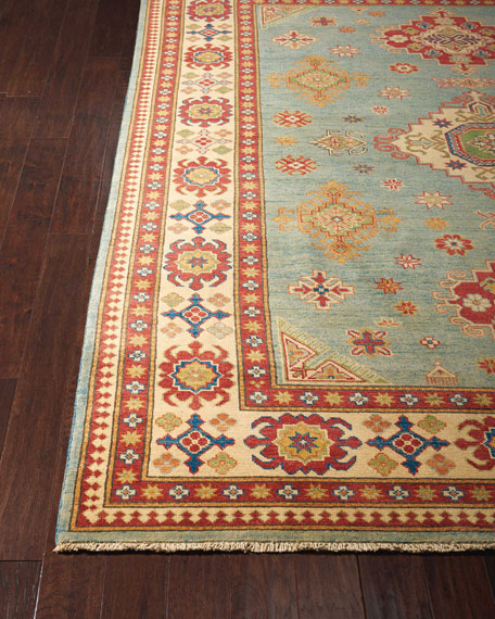 """Trickle Hand-Knotted Rug, 8'3"""" x 10'6"""""""
