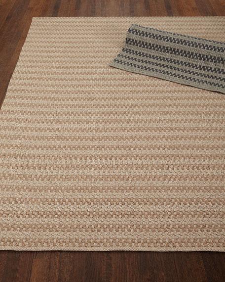 Deja Mirage Tweed Indoor Outdoor Rug 7 X 9 6