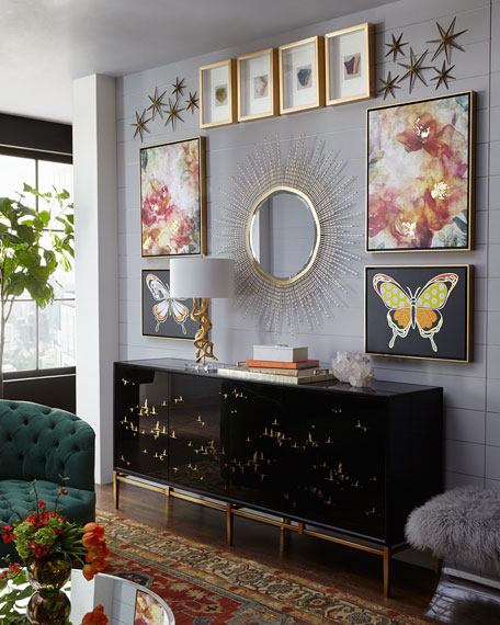 Etoile Wall Decor, 12-Piece Set