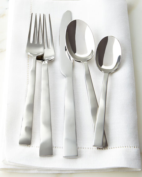Ripple Effect 5-Piece Flatware Place Setting