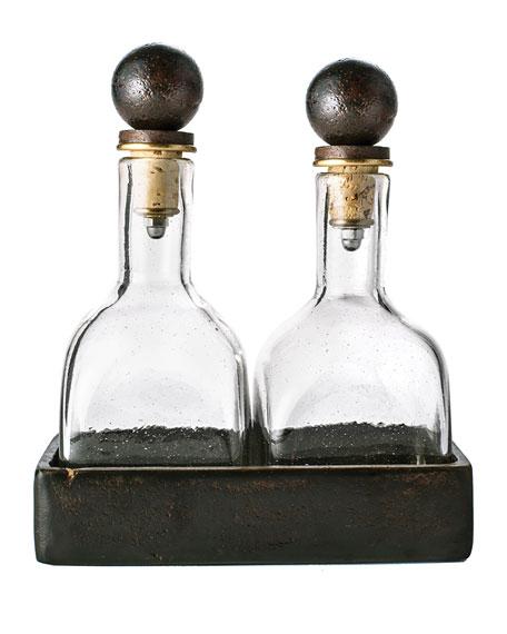 Los Cuates Twin Vessels