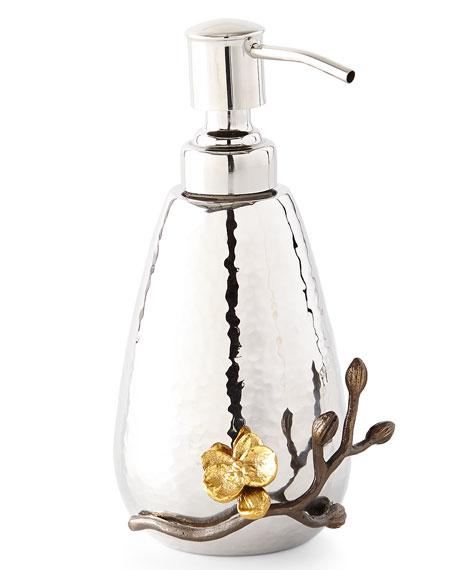 Gold Orchid Pump Dispenser