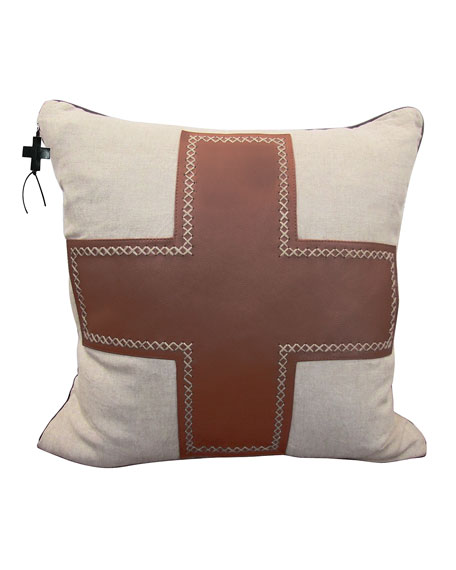 Saddle Cruz Pillow