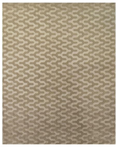 Tycen Grid Rug, 9' x 12'