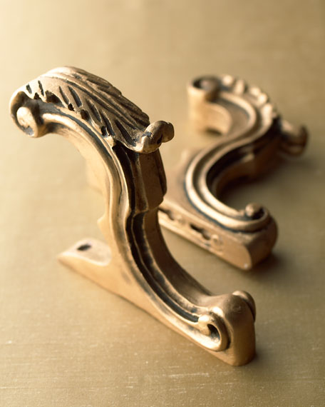 Monaco Brackets, Set of Two