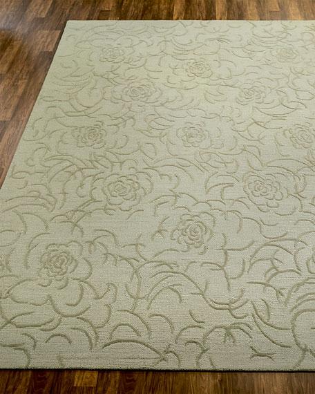 Viviana Floral Rug, 8' x 10'