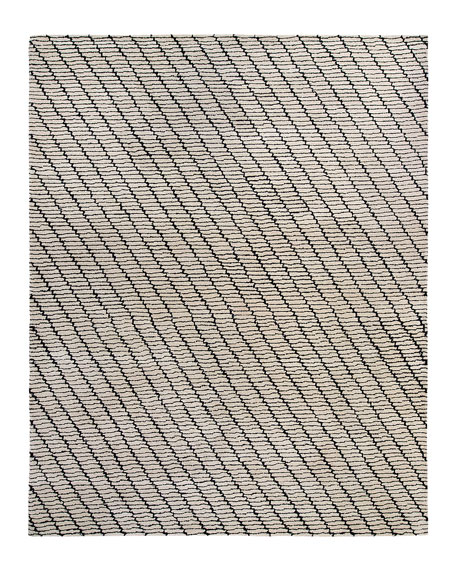 Cypress Hand Tufted Rug, 5' x 8'