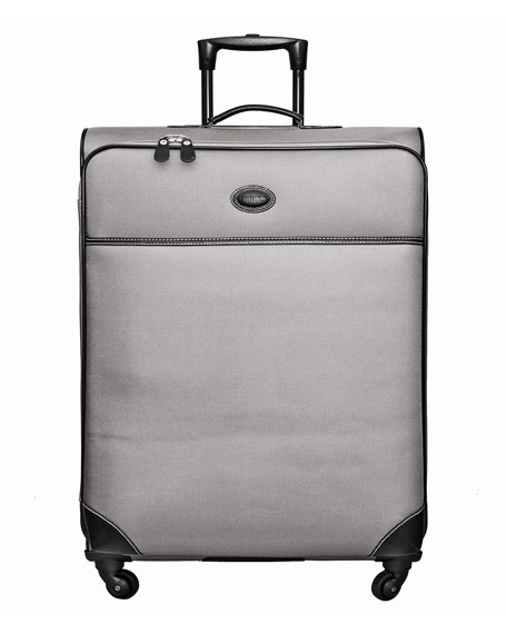 "Silver Pronto 25"" Spinner Luggage"