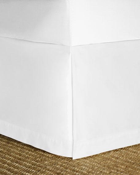 Twin Palmer Tuxedo White Dust Skirt