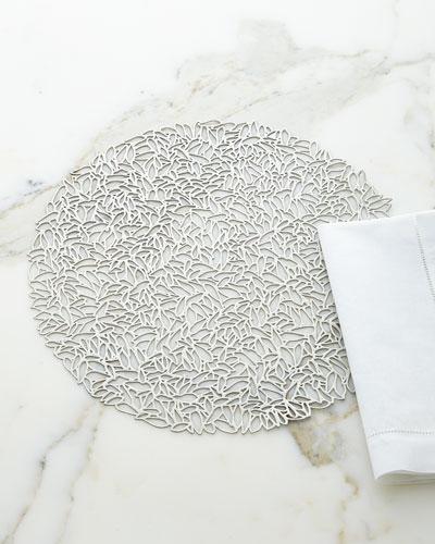 Pressed Petal Tablemat
