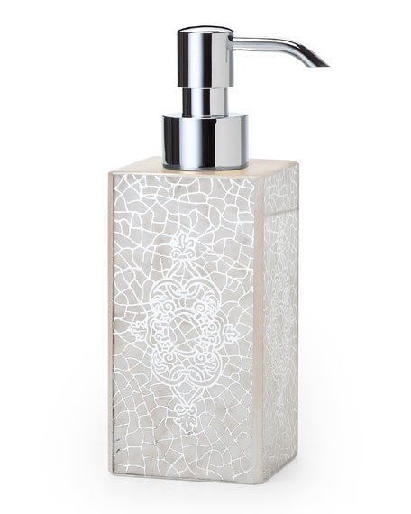 Miraflores Ivory Pump Dispenser