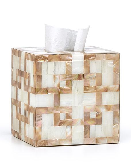 Parquet Tissue Cover