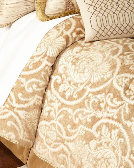 King Synopsis Comforter