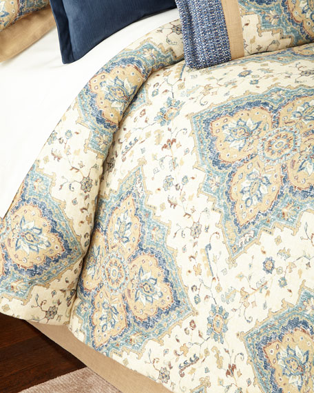 King Windfall 3-Piece Comforter Set