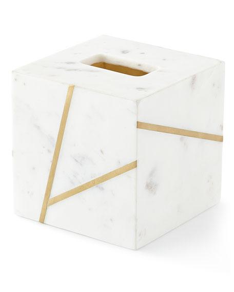 Mont Blanc Tissue Box Cover