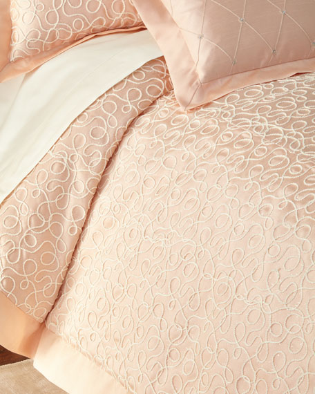 Twin Lille Duvet Cover
