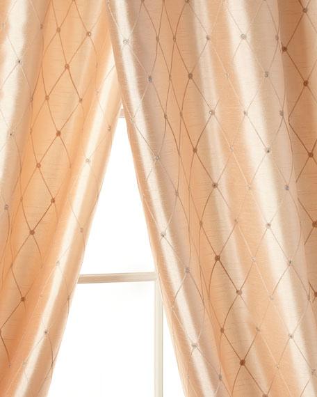"""52""""W x 84""""L Lille Curtain"""