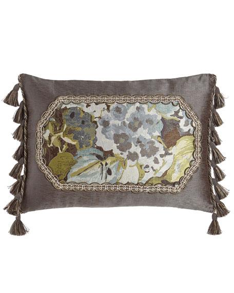 Hydrangea Pillow, 14