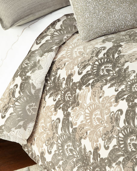 King Ethos Damask Duvet Cover