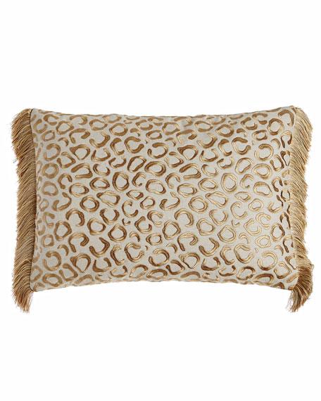 """Maya Pillow, 14"""" x 20"""""""