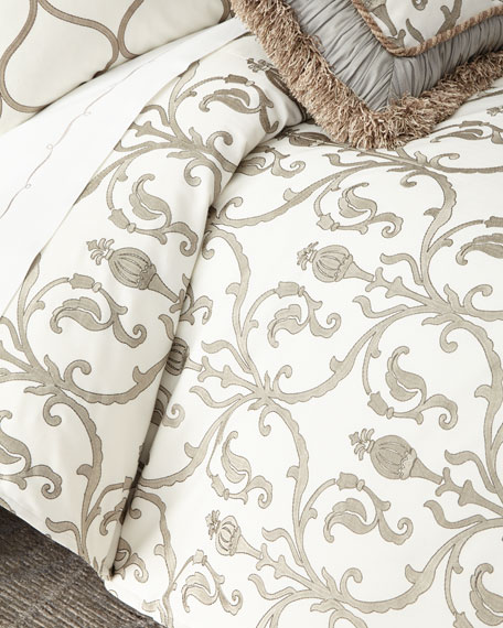 Queen Olivia Duvet Cover