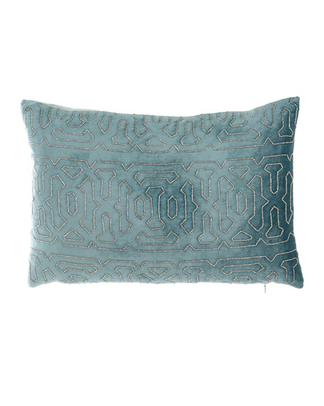 Spa Rectangle Decorative Pillow