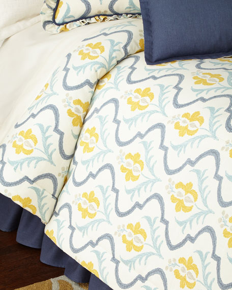 Queen Felicity 3-Piece Comforter Set