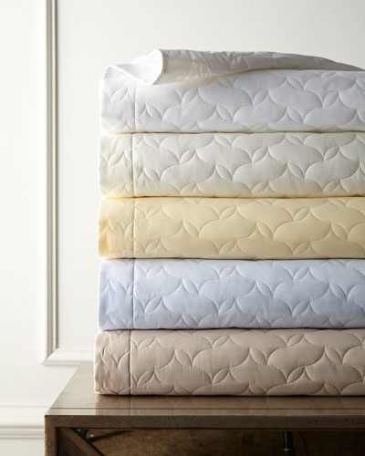 Quilted Percale King Quilt