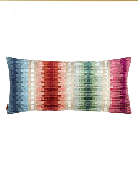 "Tulum Pillow, 12"" x 24"""